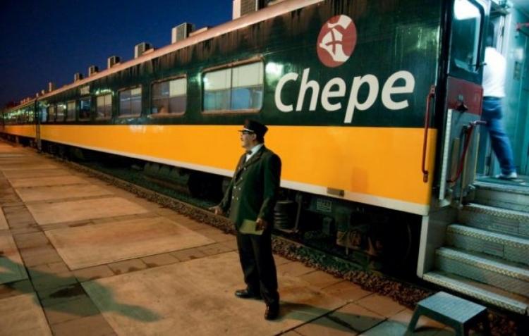 Chepe, el último tren de pasajeros en México