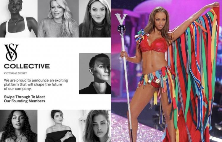 ¡No más ángeles! Victoria Secret cambia su imagen... ¿salvará esto la relevancia de la compañía?