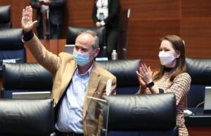 Conceden licencia a Gustavo Madero; va por la gubernatura de Chihuahua