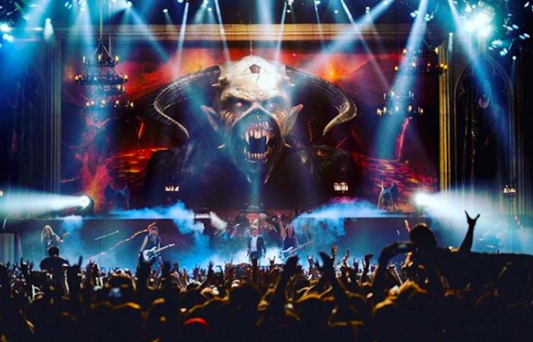 Iron Maiden y Muse en Rock in Rio 2019