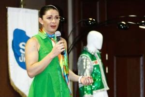 Acción Nacional acusa a Ana Guevara de favoritismos en la Conade