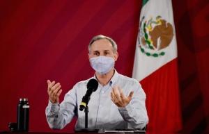 México suma 34.730 muertos y 295.268 contagios confirmados por COVID-19