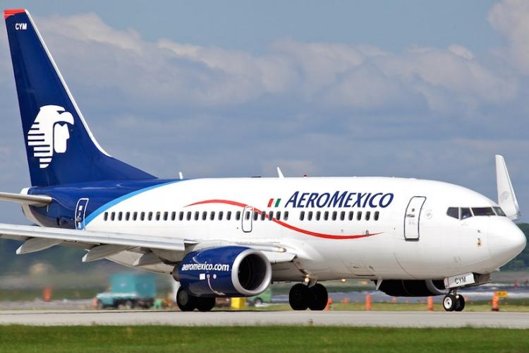 Aeroméxico inaugura la nueva ruta Guadalajara – Cancún