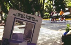 Reporta IECM récord de proyectos para presupuesto participativo