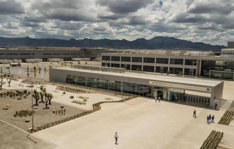 ¡Conoce la planta BMW en San Luis Potosí en un tour virtual!