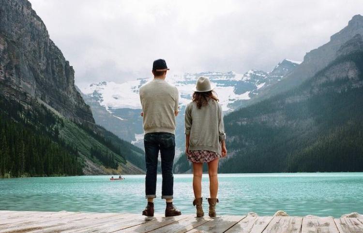 Dependiendo la personalidad se elige el destino para viajar en pareja