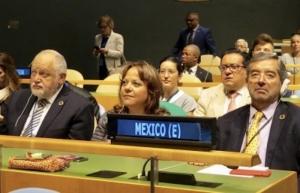 México logra acuerdos internacionales sobre equidad y derechos humanos