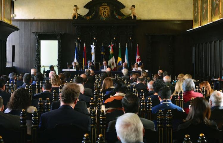 Vital, autonomía de universidades para desarrollo del país: UNAM