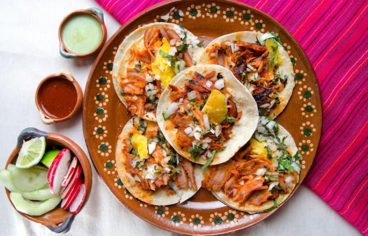 Tacos al Pastor, los más amados por los mexicanos