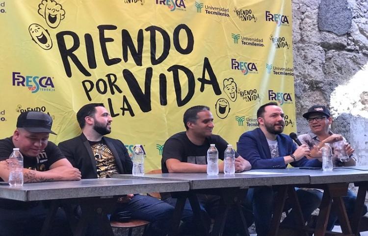 Llega a Monterrey el Primer Festival de Comedia