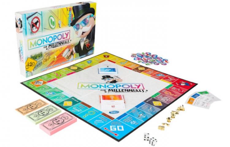 Monopoly para Millennials de Hasbro es una experiencia insultante
