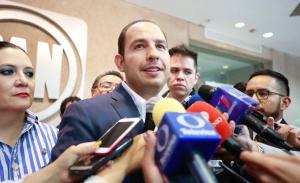 Urgen a México equilibrios y contrapesos para que los daños no sean mayores: Marko Cortés