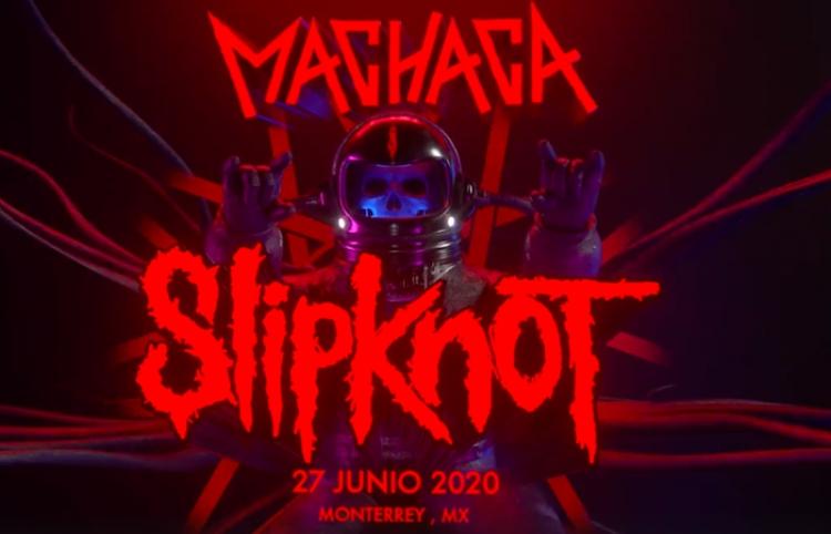¡Feliz Metal-Navidad! Machaca anuncia a Slipknot en su Lineup 2020