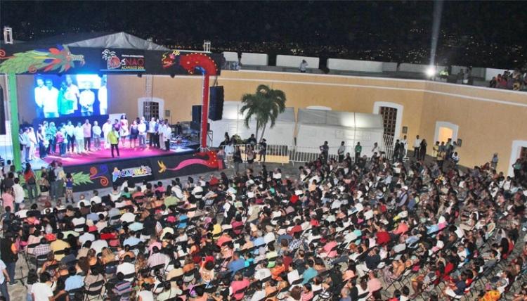 Arranca Festival de La Nao con cumbias de Celso Piña