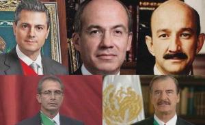 Un 61 % de encuestados están interesados en consulta sobre expresidentes de México