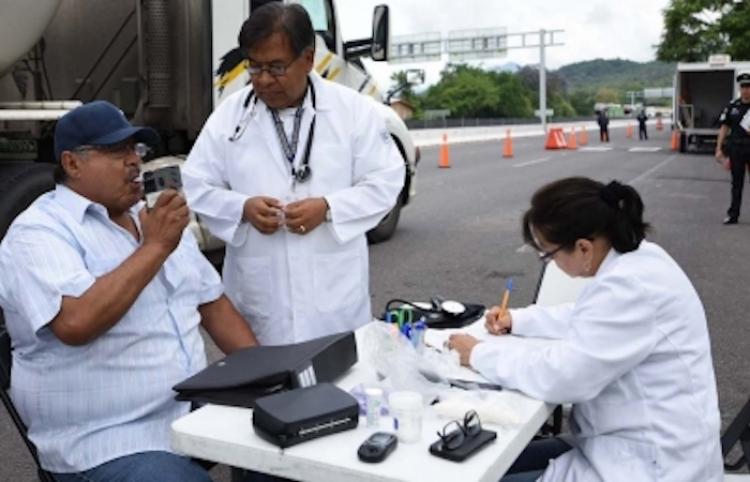 Usuarios de Capufe cuentan con servicios de asistencia médica