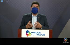 Javier Corral reitera que detención de César Duarte no es un favor de EU