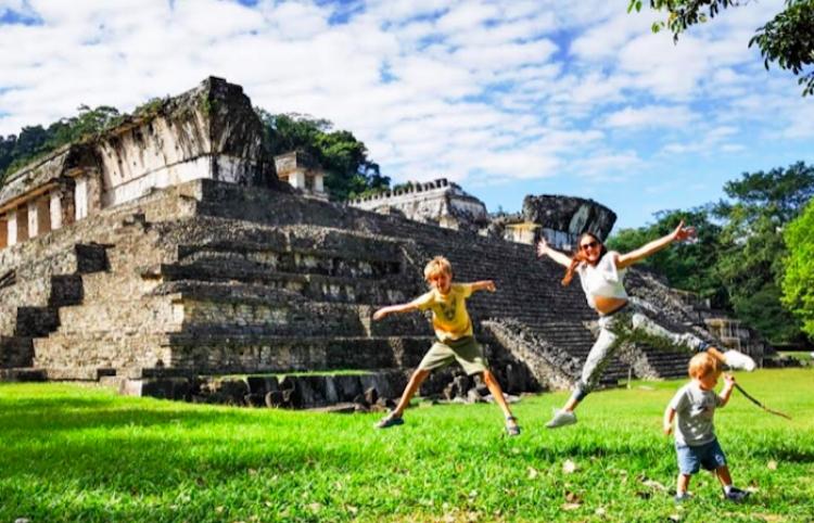 3 Tips para viajar con tus hijos a destinos nacionales