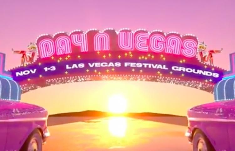 Así luce el Lineup de 'Day N Vegas'