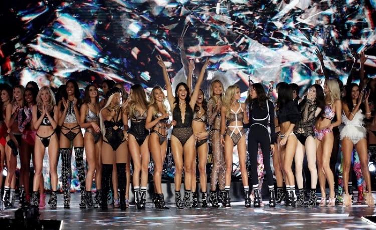 Ángeles amorosos, el espectáculo de Victoria's Secret regresa a Nueva York