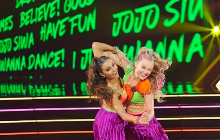 JoJo Siwa hace historia en Dancing With the Stars, siendo la primera pareja del mismo sexo concursando