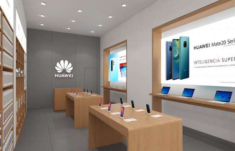 Huawei inaugura su primera tienda en Monterrey