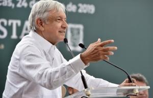 No cerrar mina en Chihuahua, llama López Obrador a Slim