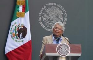 Transformar las leyes es parte de la evolución social: Sánchez Cordero