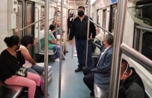 Insisten en descenso de usuarios de Metro y Metrobús