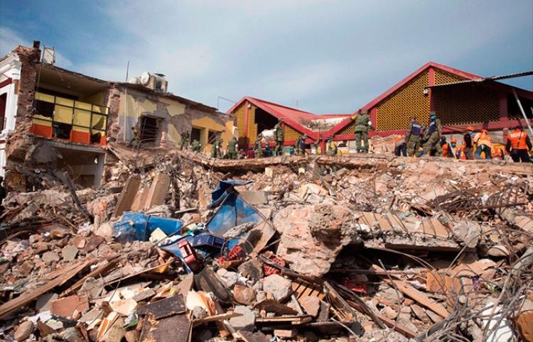 Fabricarán ladrillo a base de cemento y arena resistente a terremotos