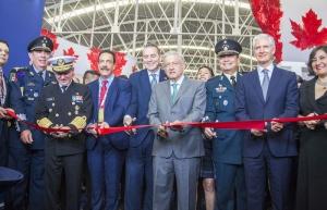 El lunes inicia construcción del nuevo aeropuerto en Santa Lucía
