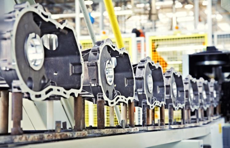 Industria manufacturera mexicana pierde 4,7% de empleos en julio a tasa anual
