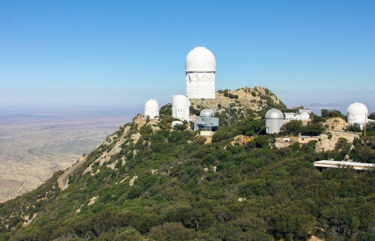 Astrónomos de EE.UU. se embarcan en la 'caza' de exoplanetas con una herramienta nueva