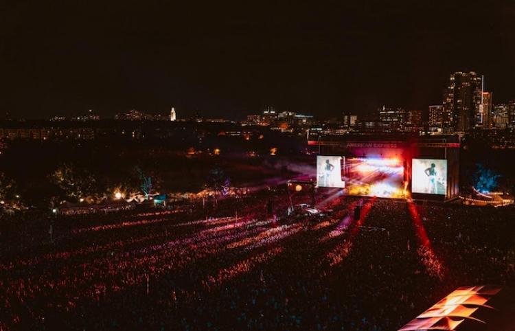 Austin City Limits gana el 'Festival de Música 'Pollstar 2019' del Año