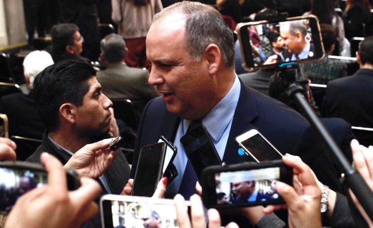 Niega líder de Coparmex intereses políticos por postura sobre T-MEC