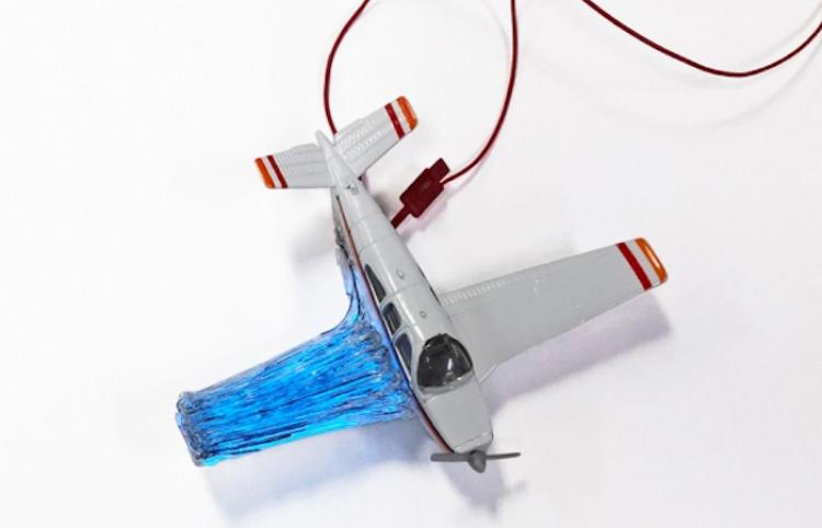 Dispositivos capaces de almacenar energía por fibra multimaterial en impresoras 3D
