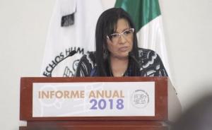 Pide ombudsperson penalizar filtración de investigaciones de feminicidios
