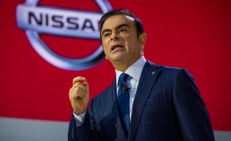 Expresidente de Nissan es formalmente acusado por fraude fiscal