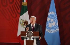 Propone López Obrador organismo especializado para el Plan de Desarrollo