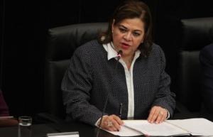 Comparece Gyves Zárate ante Senado y promete erradicar la tortura