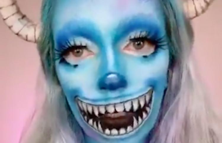 El talento del maquillaje