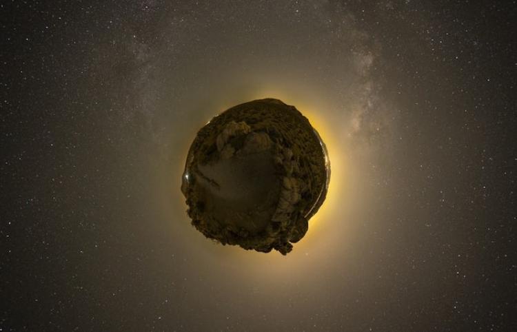 Rusos proponen recursos de 13 asteroides para colonizar Marte