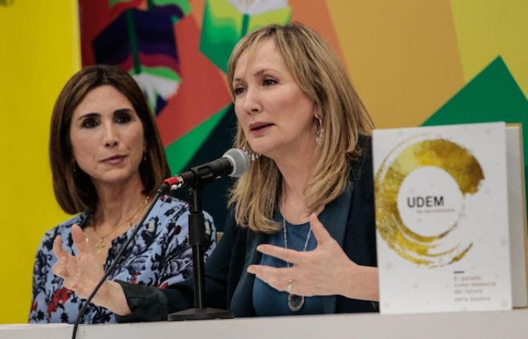Destacan el papel de la solidaridad en la fundación de la UDEM