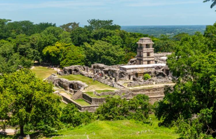 Autoridades cierran pirámides mayas de Tulum y Palenque por covid-19 en México