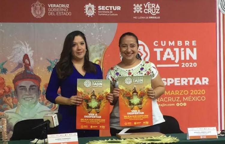 """Invitan a disfrutar del Festival Cumbre Tajín 2020 """"Ven a despertar"""""""