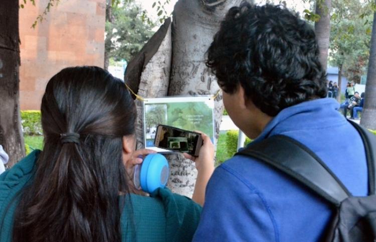Inician proyecto para analizar antigüedad de árboles en campus de UANL
