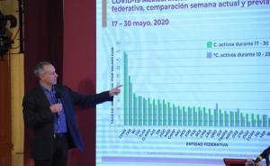 México registra 87 mil 512 casos y nueve mil 779 defunciones