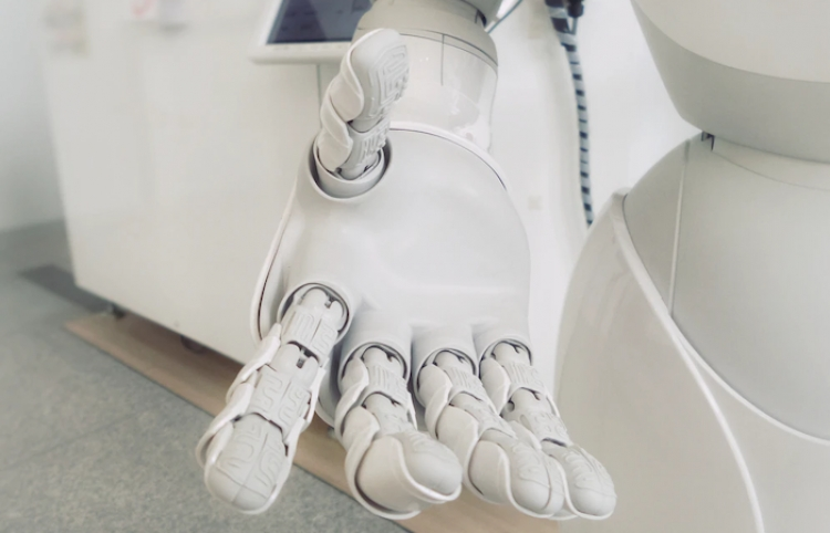 Parque de dinosaurios de Alemania ficha a un robot Promobot para trabajar como guía