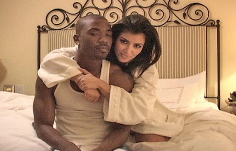 Ray J responde a rumor de una supuesta segunda cinta porno entre el y Kim Kardashian