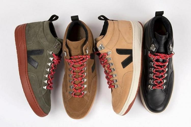 La historia detrás de la marca de zapatillas sostenibles Veja